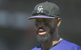 Rockies shortstop Reyes suspended through the end of May
