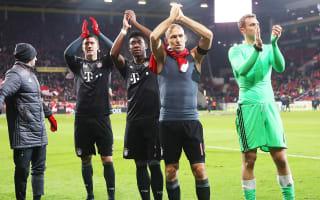 Bayern laid down a marker - Rummenigge