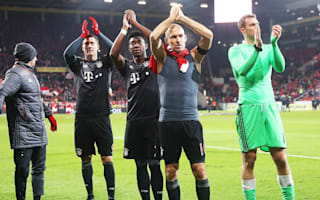 Bayern laid down a marker - Rummenigge