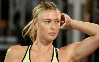 Sharapova reveals comeback plans as she makes on-court return