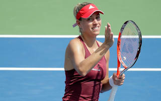 Kerber, Halep to meet in Cincinnati semis