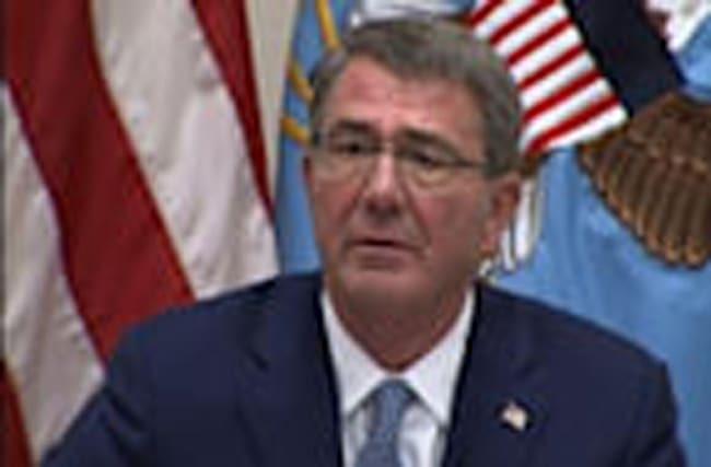Pentagon Chief Suspends Reimbursement Effort