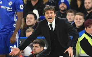 Conte rejects Wenger's favourites tag