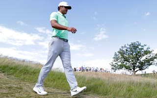 Koepka, Harman pull clear as U.S. Open nears conclusion