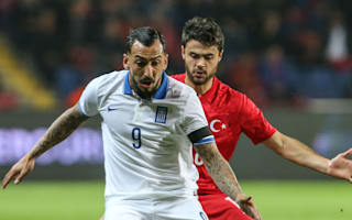 Terim hits out at whistles ahead of Turkey-Greece