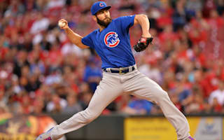 Arrieta tosses second career no-hitter in Cubs' rout of Reds