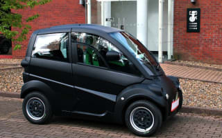 Gordon Murray's madcap city cars to go into production