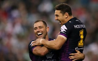 Slater scores first try in two years as Storm smash Dragons