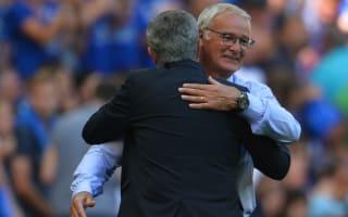 Ranieri would share a drink with 'fantastic' Mourinho