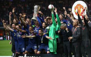 Man Utd's Europa League title gave Manchester a lift - Ferguson
