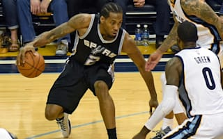 Spurs, Cavs cruise in play-offs