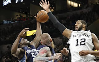 Spurs, Hawks in control after game two wins