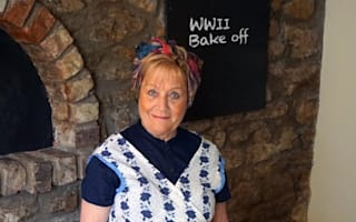 World War II Bake Off comes to North Yorkshire Moors Railway