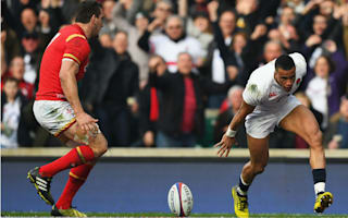 England hold off Wales fightback to seal Triple Crown