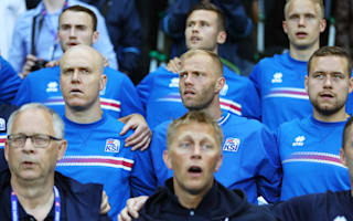 Iceland tournament debut among Gudjohnsen's proudest moments