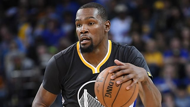 Kevin Durant Back for Golden State Warriors