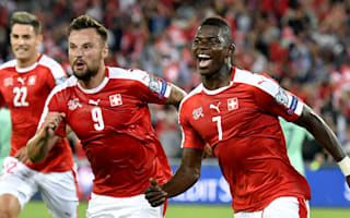 Switzerland 2 Portugal 0: Santos suffers first competitive defeat
