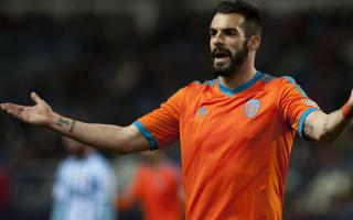 We didn't want Athletic Bilbao tie - Valencia striker Negredo
