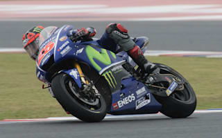 Back-to-back wins for Vinales as Marquez crashes out