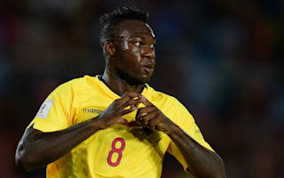 Caicedo ruled out of Copa America Centenario