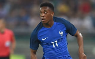 Deschamps expecting more from dropped Martial