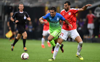 Eder keen to move on from 'ugly' defeat