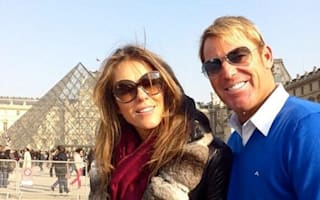 Ooh la la! Liz Hurley and Shane Warne enjoy romantic trip to Paris