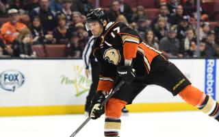 Kesler seals Ducks win over Red Wings, Panthers smash Lightning