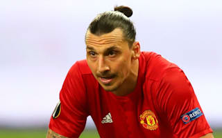 Ibrahimovic and injured Man Utd players to attend Europa League final, says Mourinho