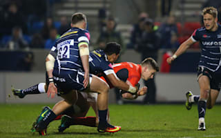 Sarries claim record-equalling win, Scarlets upset Toulon