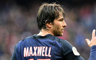 PSG tie down Maxwell for another year