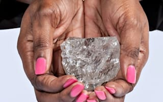 World's second-largest diamond discovered