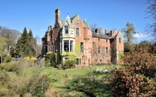 Mary Queen of Scots 'fairytale mansion' goes on sale for £1.8m