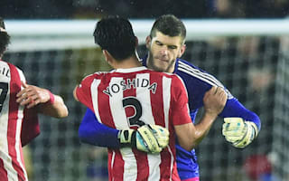 Forster praises Southampton defence for clean sheets