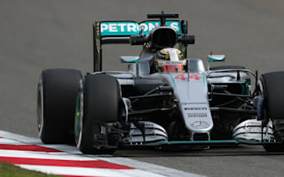 Hamilton changes power unit ahead of Chinese GP