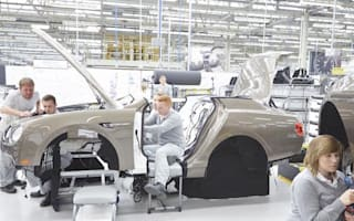 Bentley announce launch of 2016 apprentice recruitment drive