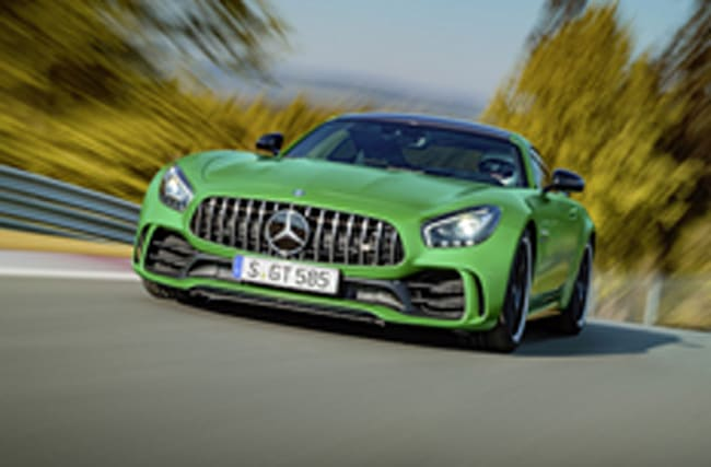 Mercedes-AMG to build supercar using F1 engine