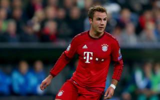 Bayern to hold Gotze talks