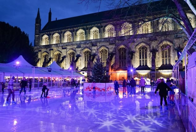 Britain's best ice rinks
