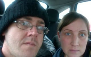 Payday loans force couple to live in their car