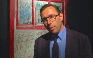 Johnny Depp's Basquiat art to go under the hammer