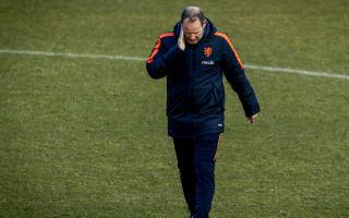 Netherlands 1 Greece 2: Gianniotas seals historic win to stun Blind's men