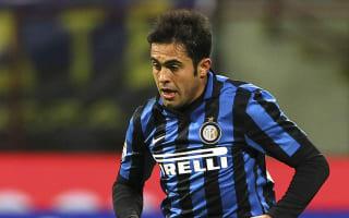 Eder won't panic over goal drought ahead of Juventus battle