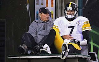 Ben Roethlisberger confirms he tore ligaments in 'sore' shoulder