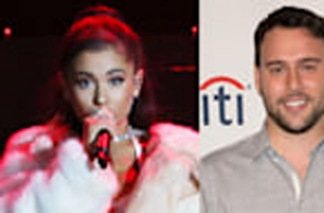 Ariana Grande Focusing On Manchester Attack Victims & Scooter Braun Speaks Out