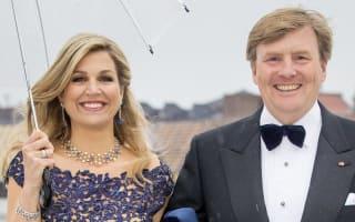 Dutch king reveals secret job as KLM pilot