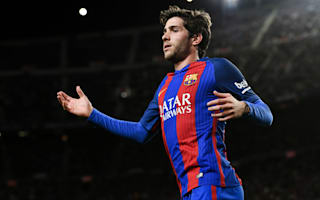 Sergi Roberto: Barcelona are with Luis Enrique till the death