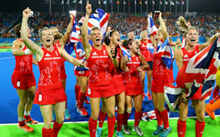 Rio 2016: Hinch in dreamland after winning hockey gold for GB