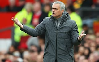 You think that's a question? - Mourinho's spiky response after Manchester United draw with West Brom