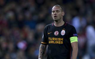 Agent slams Galatasaray over Sneijder treatment